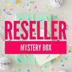 Reseller Mystery Box Anthropologie and J. Crew